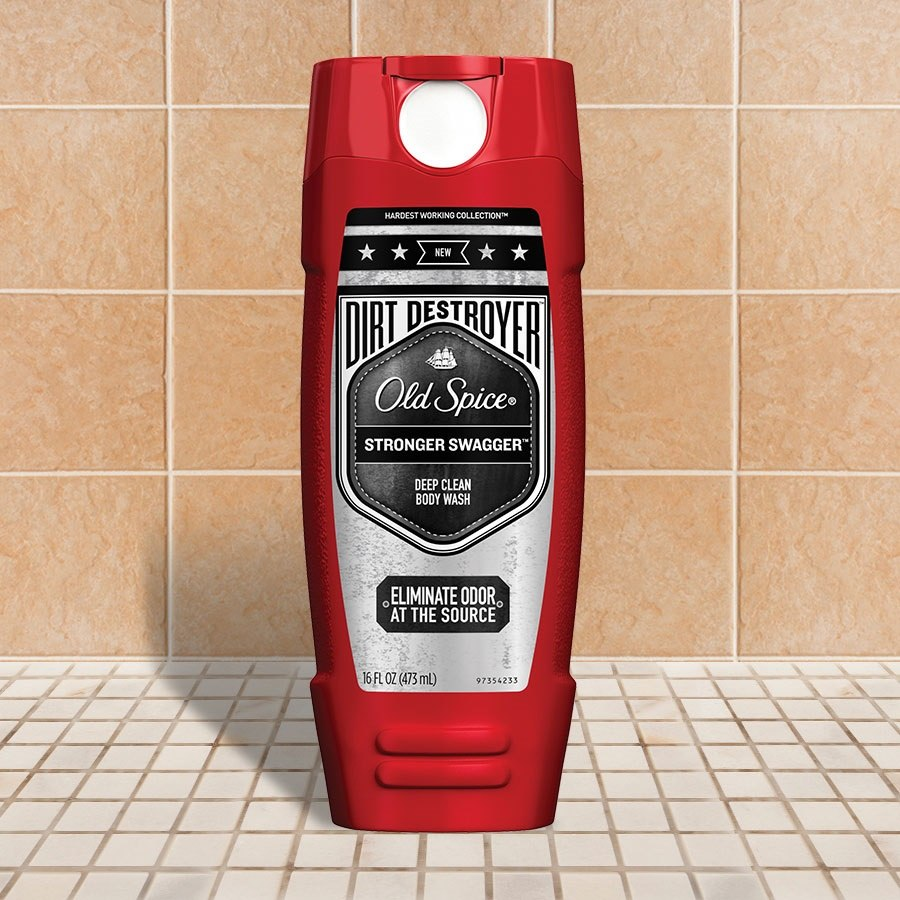 Desperado Red Collection Body Wash