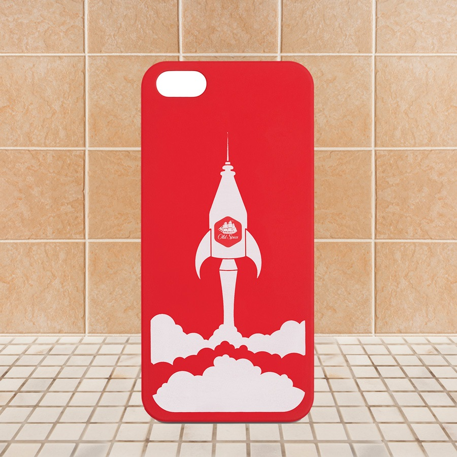Phone Case Rocket