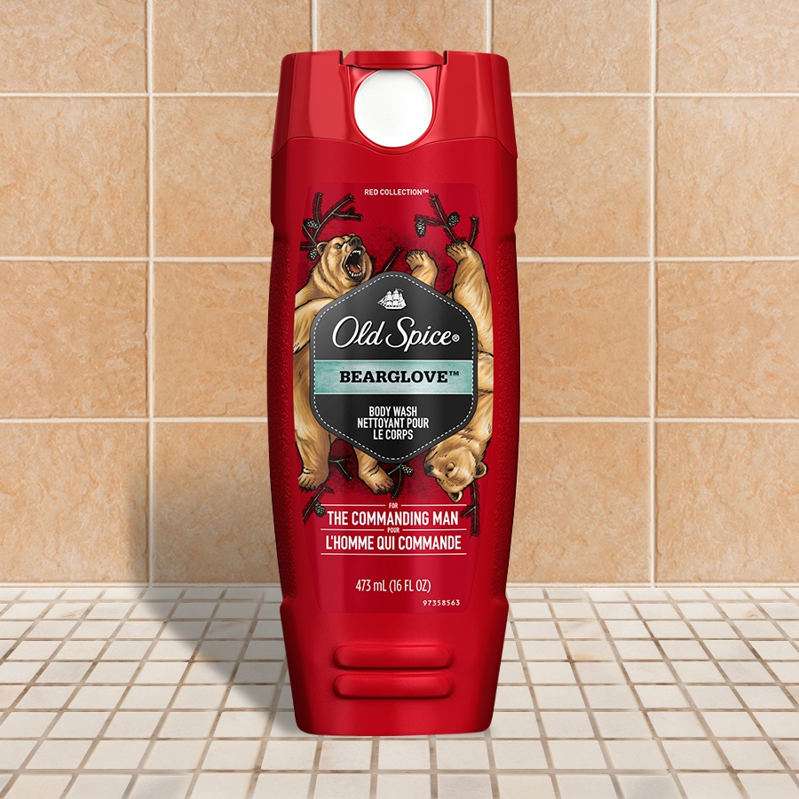 Bearglove Body Wash