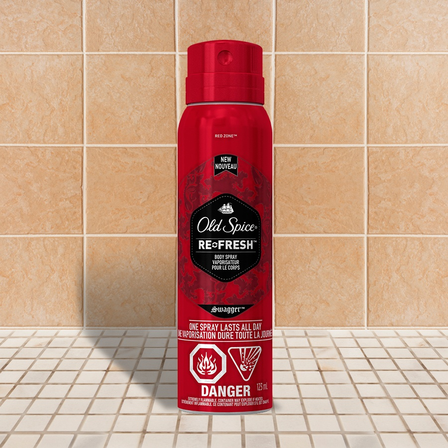 Old Spice Red Zone Swagger Body Spray