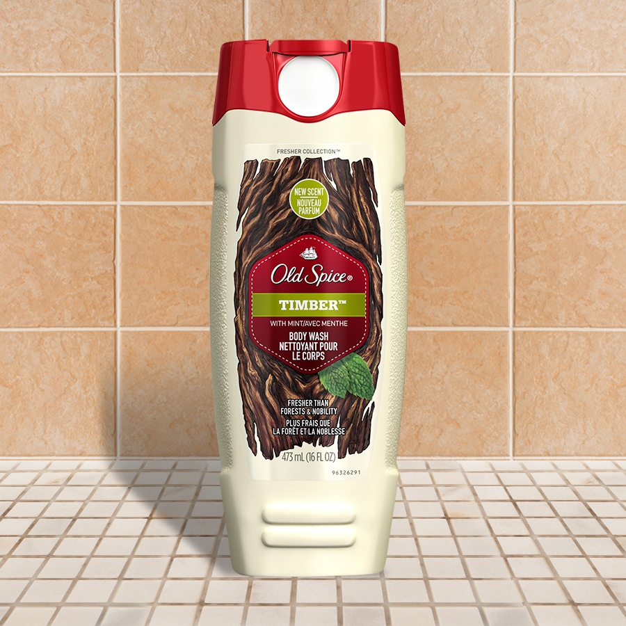 Timber Bodywash