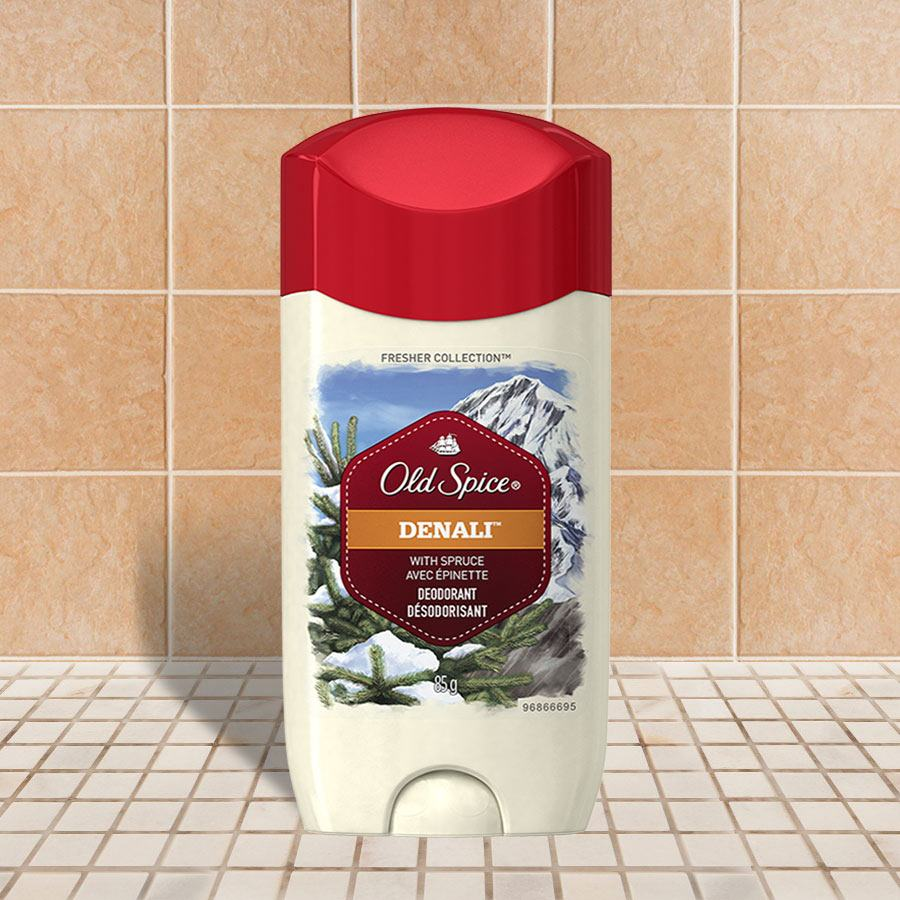 Old Spice Fresh Collection Deodorant Denali