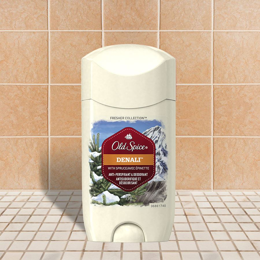 Old Spice Fresh Collection Invisible Solid Denali
