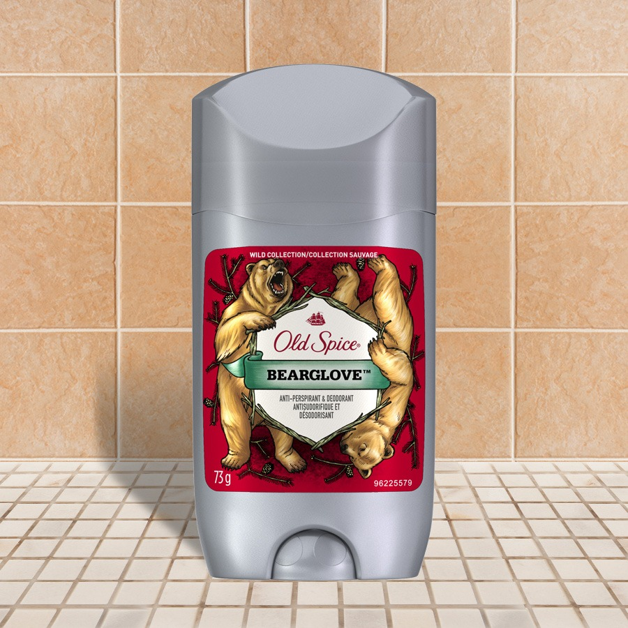 Bearglove Antiperspirant