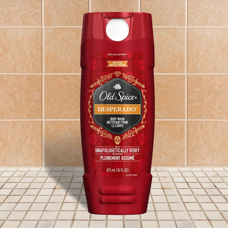 Red Collection Desperado Bodywash