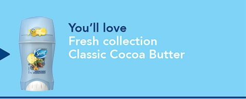 Fresh collection Classic Cocoa Butter