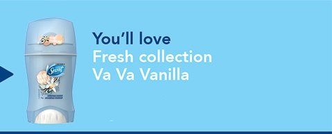 Fresh collection Va Va Vanilla