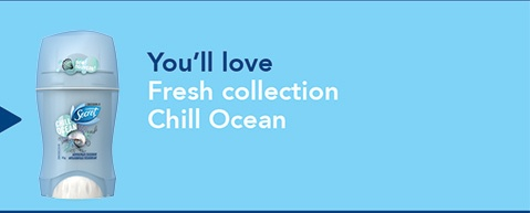 Fresh collection Chill Ocean