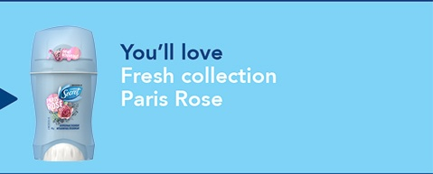 Fresh collection Paris Rose