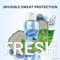 Invisible Sweat Protection