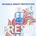 Fresh Invisible Spray Glam Grapefruit Antiperspirant and Deodorant