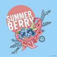 Fresh Invisible Spray Summer Berry Antiperspirant and Deodorant