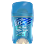 Active Invisible Solid Antiperspirant Ceodorant Cool