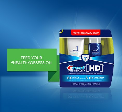 GET $2 OFF  CREST [HD] NOW
