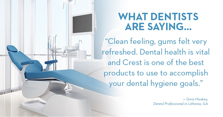 What Dentists are Saying