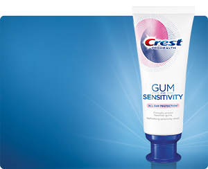 Crest Toothpaste and Oral Hygiene Products