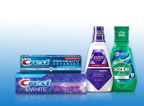 Coupon from Crest