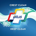 Crest clean feeling - up to 2 times deeper