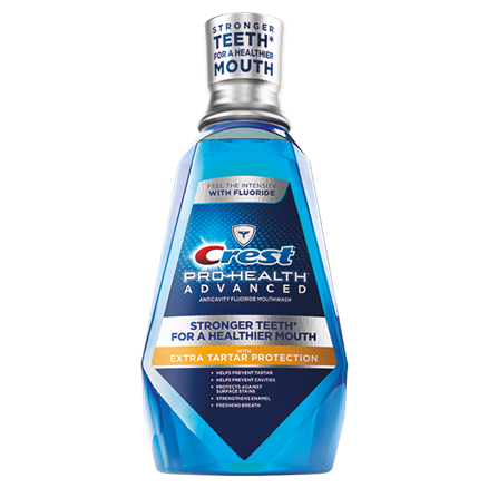 Crest Pro-Health Tartar Protection Rinse
