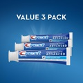 Crest Value pack - three toothpastes in one pack