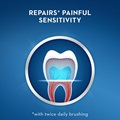 Crest Repairs painful sensitivity with twice daily brushing