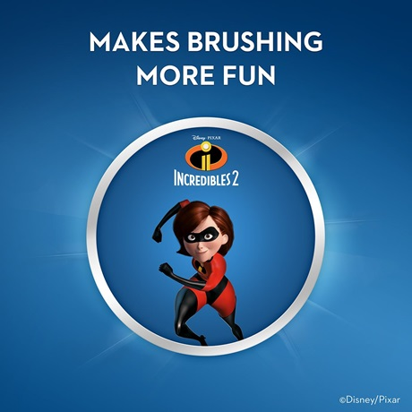 This Holiday season, discover a world of amazing cleaning and happy brushing with Crest and Oral-B. Your child will love brushing with his or her favorite Avengers character toothbrush and toothpaste.