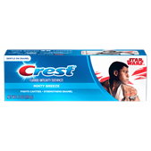 crest pro-health jr star wars toothpaste
