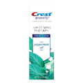crest 3d white whitening therapy toothpaste peppermint oil