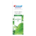 crest 3d white whitening therapy toothpaste spearmint oil
