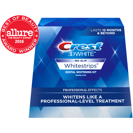 Crest 3D White Luxe Whitestrips Professional Effects | Crest