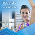 Invisible en vaporisateur Active, Fresh